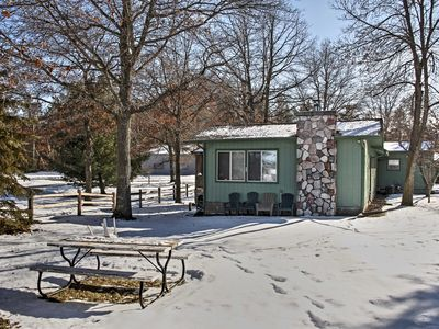 Photo for Spacious Cabin & Bunk House on Upper Hay Lake!