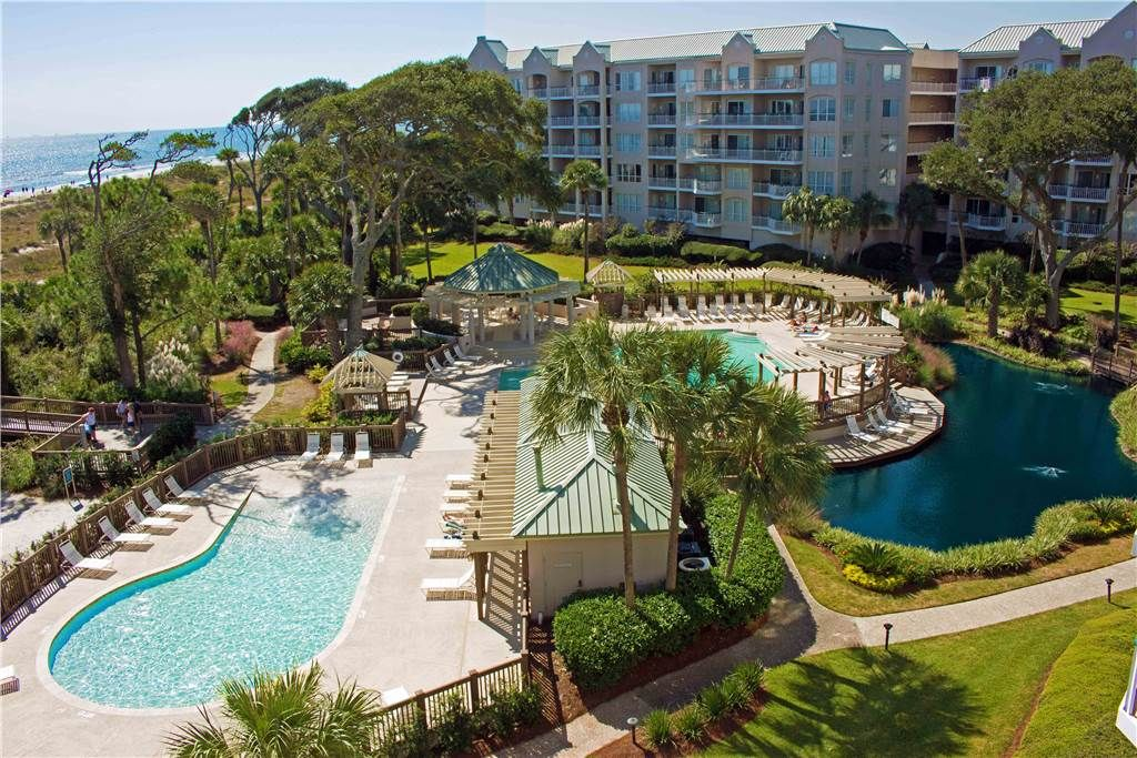 Windsor Court North 4408 Palmetto Dunes Hilton Head South