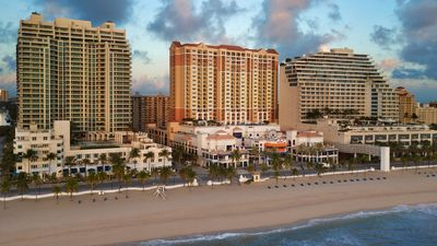 Photo for Marriott's BeachPlace Towers - SALE!! 25% off Low Rate. Oceanview, 2BR Villa!