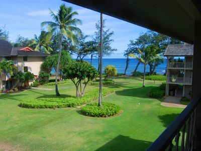 Photo for #319 - Kauai Ocean View Condo Rental By Owner - FREE Parking WiFi Steps to Ocean