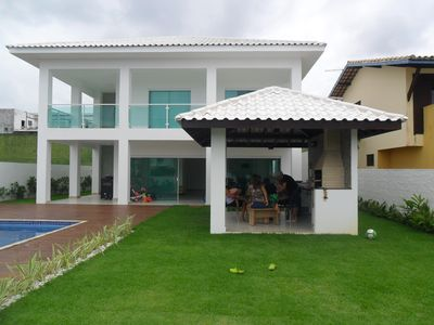 Photo for COND. HIGH STANDARD, HEATED POOL, SWIMMING POOL WITH KITCHEN AND BARBECUE.