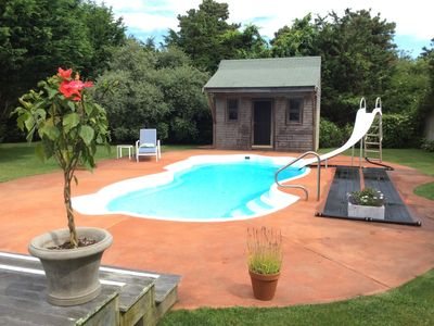 Photo for Miacomet Marvel with Pool and Cabana