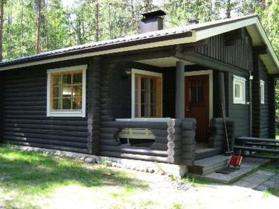 Photo for Vacation home Turulan hiekka in Lieksa - 4 persons, 1 bedrooms