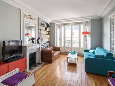 Photo for Cosy flat for 4p with terrace in the 10th district