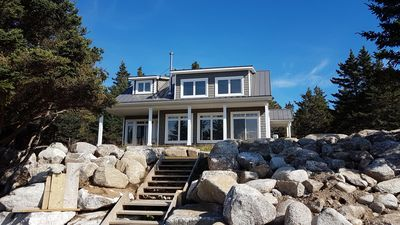 Photo for Newly Built Luxury Cottage, Spectacular Waterfront