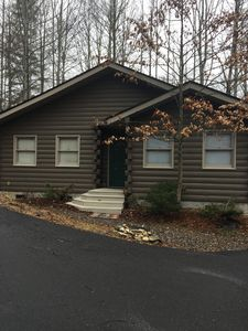 Photo for Cozy Creek-Cabin in gated community