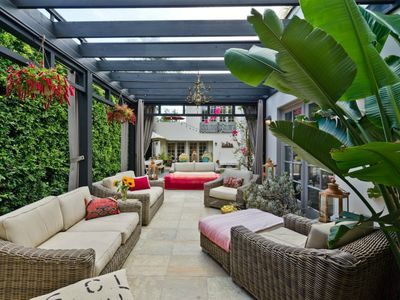 Photo for 1920's Spanish Melrose Ave Oasis (Sleeps 4) With Optional Guesthouse (sleeps 4)