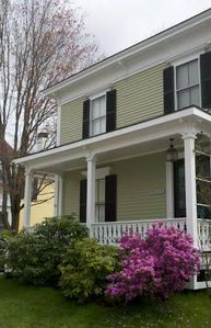 Photo for Charming Apt in Award-Winning Historic Bath's Downtown