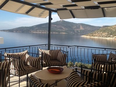 Photo for Villa In Komerluck With Beautiful Sea Views, Secluded Terraces 50 mtrs to Sea.