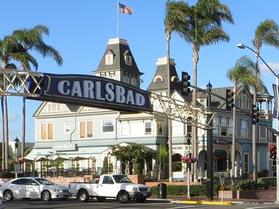 Welcome to Carlsbad !