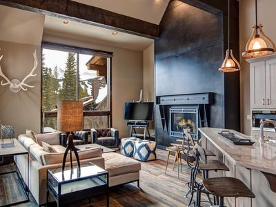 Photo for Shock Hill Modern Mountain Luxury Ski Home With 2 Masters Bedrooms