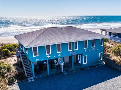 Photo for FINS: 2 BR / 2 BA oceanfront in Surf City, Sleeps 6