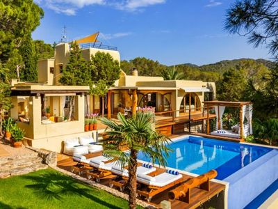 Photo for 3 bedroom Villa, sleeps 6 in Ses Paisses with Air Con