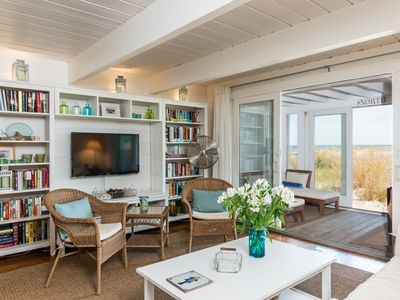 Photo for Ocean Front, Sunrise Views, Well Appointed, Delaware Beach, Rehoboth By The Sea