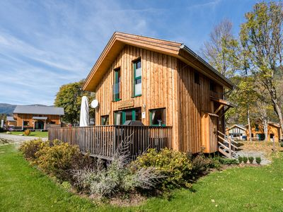Photo for Detached wooden chalet with wellness at the bottom of the Kreischberg