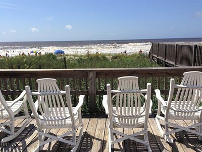 Photo for SPECIAL AUGUST RATES! - Easy Walk to Beach, Great Amenities!  Sleeps 8