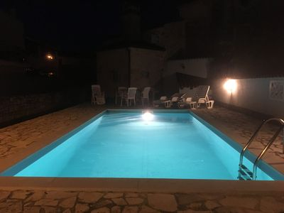 Photo for croatia - istrian peninsular -Traditional Istrian stone house with pool for rent