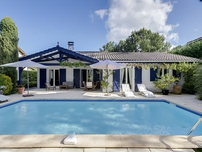 Photo for 4BR Villa Vacation Rental in Lège-Cap-Ferret, Aquitaine Limousin Poitou-Charentes