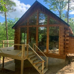 Photo for Fern Woods - A modern take on Hocking Hills cabins