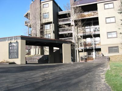 Photo for Cozy And Comfortable - 1 Bed/1 Bath Condo - Private deck/Parking