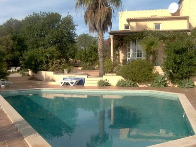 Photo for Apartment in detached Villa Viva up to 8 persons - apartment with pool and 4 bedrooms