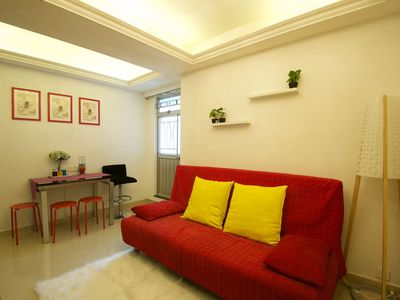 Photo for Comfy 2 Bdr 6 ppl 1 MIN to MTR