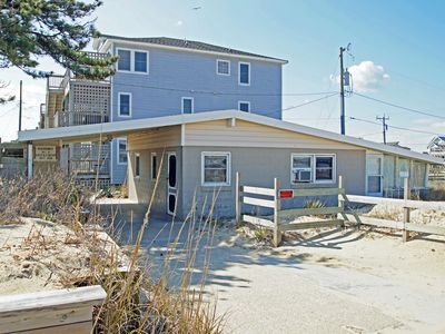 Photo for SEMI-OCEANFRONT!  WITH 3 BEDROOMS, DIRECT BEACH ACCESS, PRIVATE AND SECLUDED!