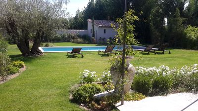 Photo for Beautiful House In The Alpilles In Provence