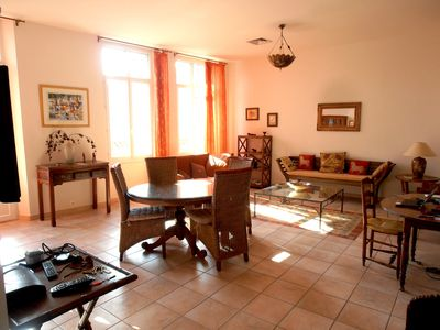 Photo for Atypical 3 bedrooms in the heart of Le Suquet