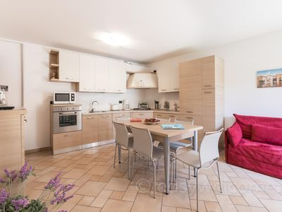 Photo for La Filanda Gelso apartment in Bellagio with WiFi & private parking.