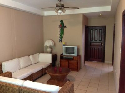 Photo for 2 Bedroom and 2 Bath Condo only blocks from the Beach-CP #203