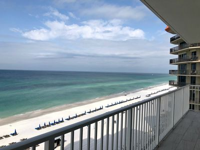 Photo for New Listing! Updated Princess Condo on the East End of Panama City Beach!