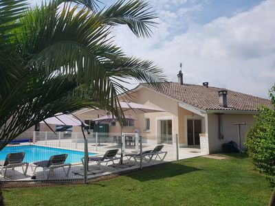 Photo for VILLA 4 * WITH HEATED SWIMMING POOL CLOSE TO HOSSEGOR CAPBRETON
