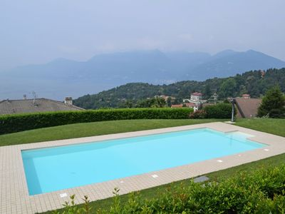 Photo for Vacation home Roggiolo in Luino - 6 persons, 2 bedrooms
