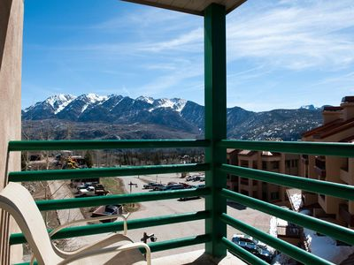 Photo for Ski in/Ski Out - Great Views - Deck - Affordable