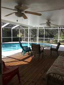 Photo for Serene Scene Country Setting Pool Home