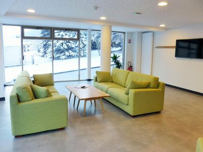 Photo for Surface area : about 33 m². 2nd floor. Orientation : West. Living room with bed-settee