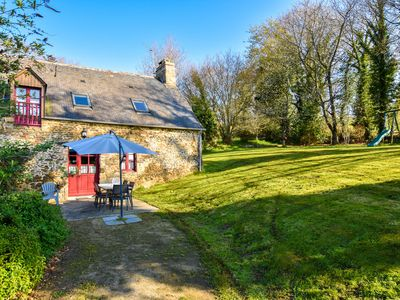 Photo for Beautiful Breton house near the sea and just 20km from Mont Saint Michel!