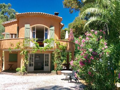 Photo for Charming villa 50 meters from the Nartelle Beach renovated in 2018
