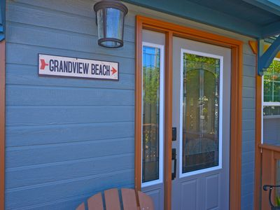 Photo for Grandview Cottage at Villagio Carlsbad Cottages – 1 of 7 homes steps to beach