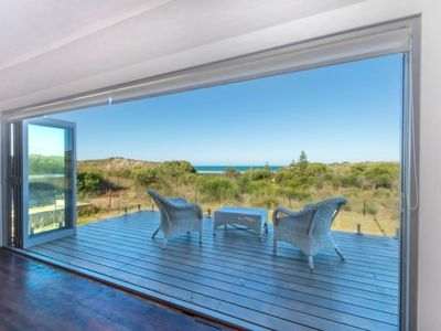 Photo for Shells Cottage-Front row with ocean and river views