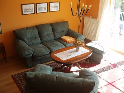 Photo for Apartment with high-quality furnishing on two levels close to the beach