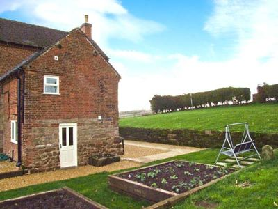 Photo for 1 CABIN KNOLL, family friendly, with open fire in Calwich, Ref 19874