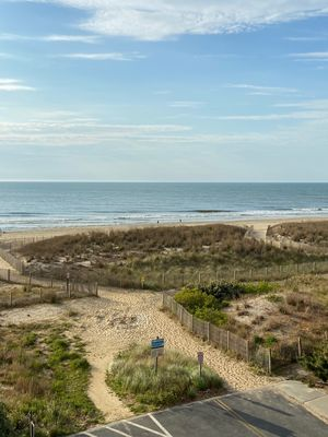Photo for Surf's Edge 400 - Newly-Renovated, Ocean Views, 50 Feet to the Beach!