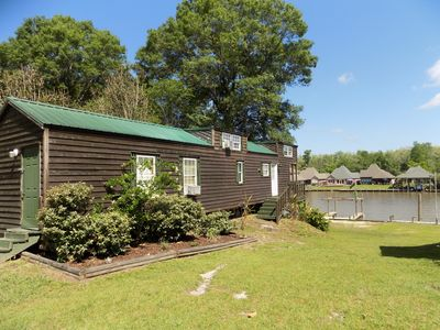 Photo for Waterfront Cabin on  Diversion Canal near Baton Rouge and New Orleans
