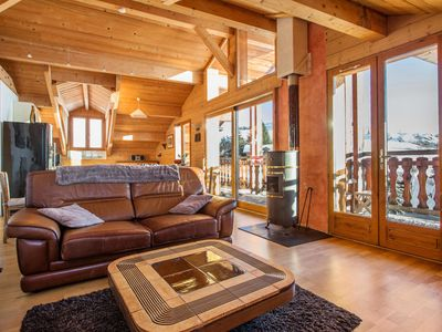 Photo for Beautiful apartment in Alpe d'Huez - Maeva Individual - 4 room apartment for 8 people Prestige