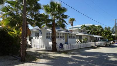 Photo for 2BR 1BA Close to Beach and Shopping, Private Open Deck, Pet Friendly