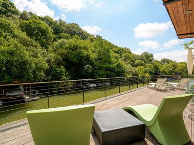 Photo for Lake Austin 3BR Mid-Century Modern - 200 Ft to Boat Slip, 10 Mins to Downtown
