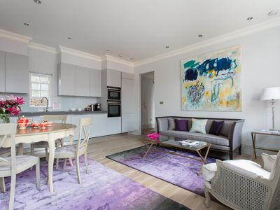 Photo for Egerton Place - luxury 2 bedrooms serviced apartment - Travel Keys