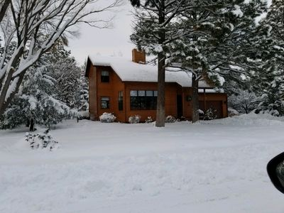 Photo for Beautiful vacation home in White Mountains of Arizona